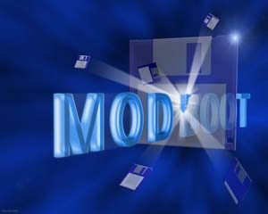 Modboot logo (created by Henk)